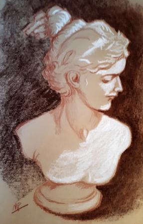 Portrait de Diane