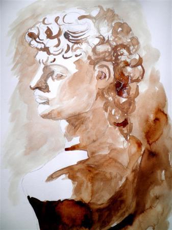Portrait de David
